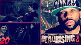 Dead Rising 3 Gameplay Walkthrough Part 20 - She Got One Arm | Chapter 7
