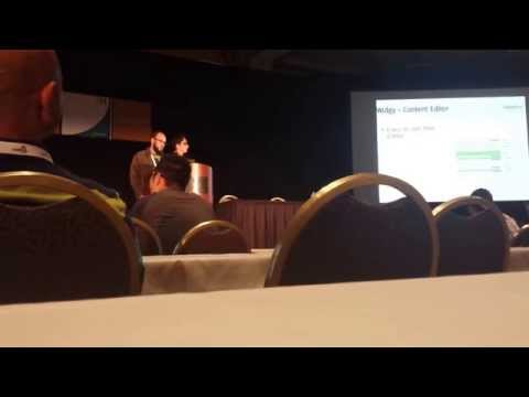 The Widgy Form Builder: a Talk at Djangocon 2014