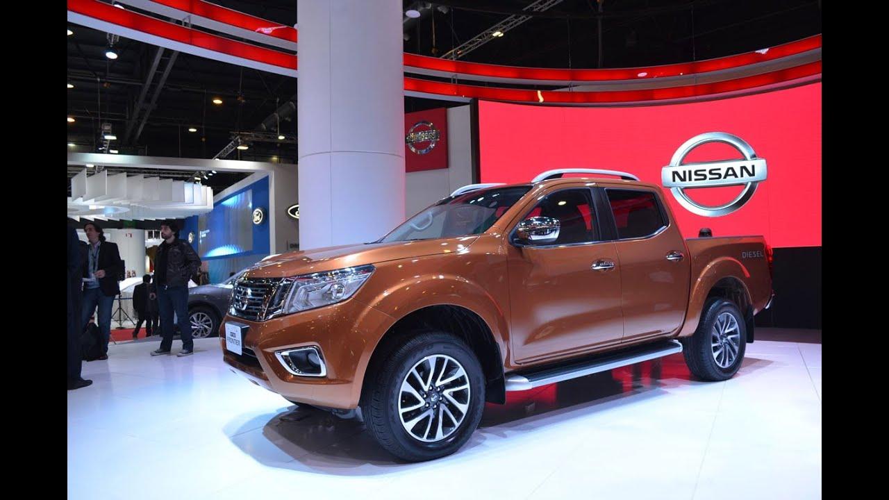 Nissan muestra la nueva Frontier NP300 que sale a la venta ...