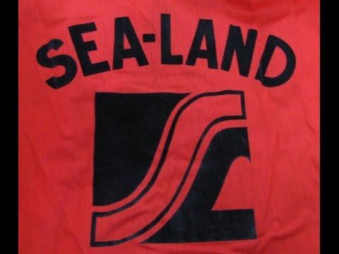 Sea Land Service Inc Oakland CA History Revised 1970 2000