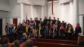 Sing for Joy Spring Concert 2015