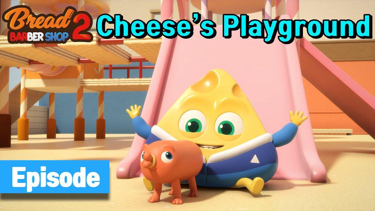 Download BreadBarbershop2 | ep12 | Cheese's Playground | english/animation/dessert/cartoon