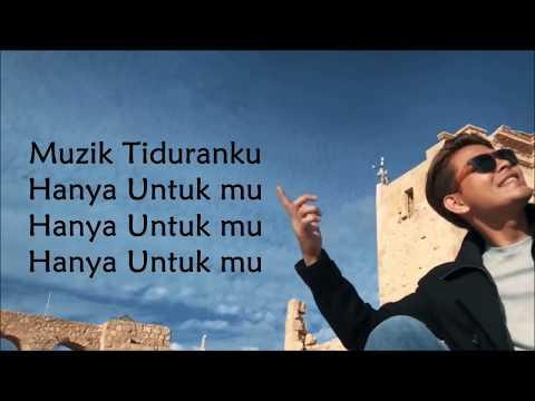 Izzue Islam - Muzik Tiduranku [LIRIK VIDEO]