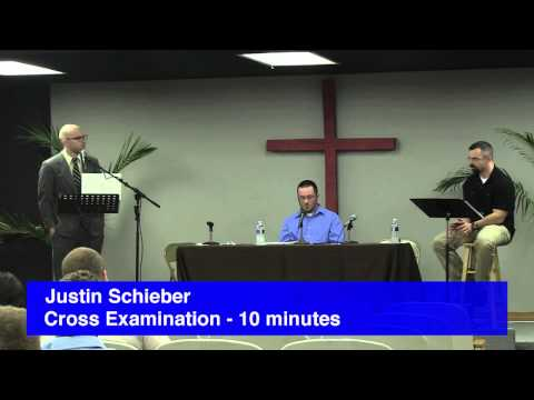 Debate: Should Gay Marriage Be Legal? Justin Schieber vs. Andy Parker