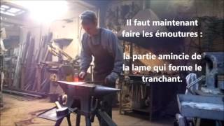 forge couteau