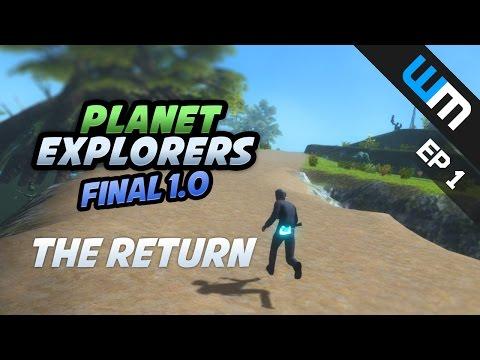 Planet Explorers Gameplay 2016 - The Return - Ep 1