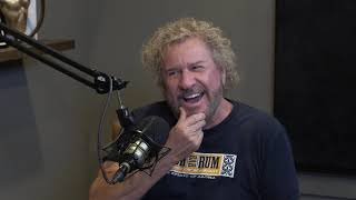 Sammy Hagar on The Forward Podcast with Lance Armstrong