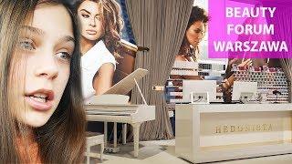 BEAUTY FORUM WARSZAWA - targi beauty vlog - OliVia Tomczak