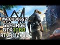 Watch Dogs 2 Atualizado - Very High GTX 1060 6GB Intel Core i5 4440 12GB RAM