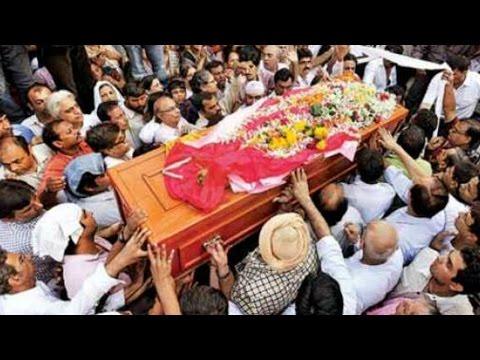Om Puri Dead Body Video In Home
