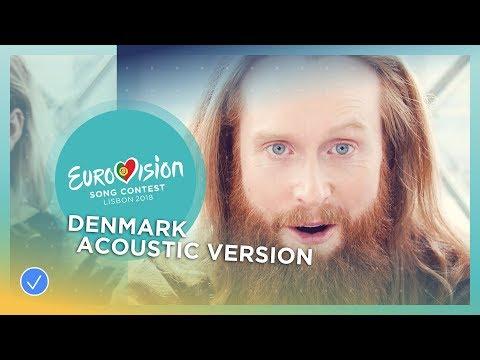 Rasmussen - Higher Ground - Acoustic version - Denmark - Eurovision 2018