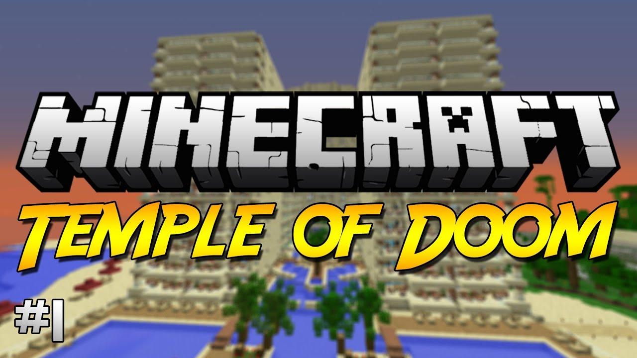 Temples of Doom Part 1 - Kys job - YouTube