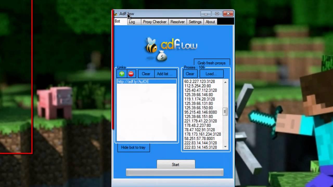 Программы рассылки писем, программы для спама - Настройка