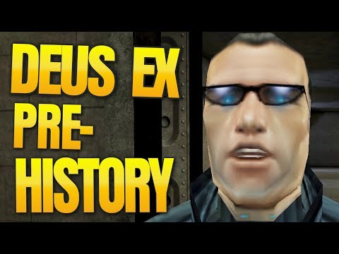 Deus Ex: History Before the Game