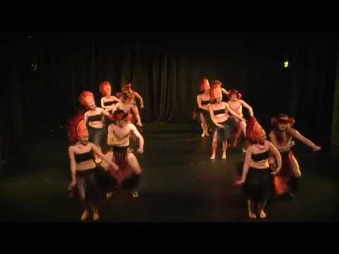 Cook Islands (Part 2) - Whitireia Performing Arts Graduation Show 2014