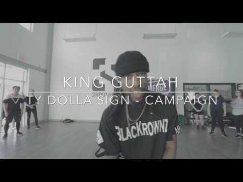Ty Dolla $ign - Campaign |Choreography by  @King_Guttah