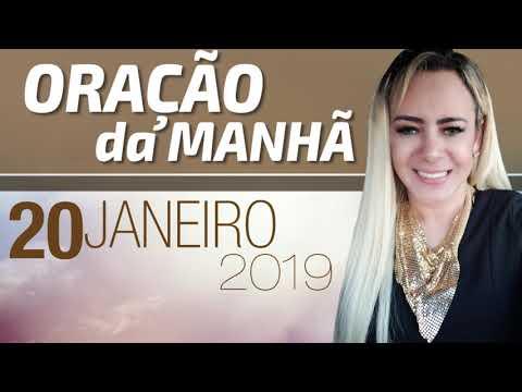 Oração da Manhã - Domingo, 20 de Janeiro de 2019 | Bispa Virginia Arruda