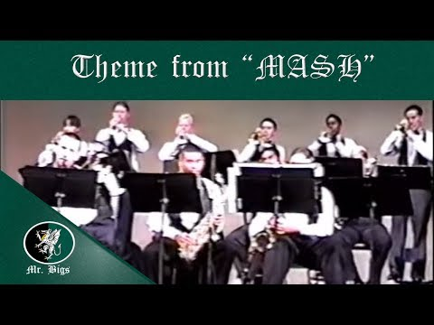 SLHS Jazz Band  Theme From MASH
