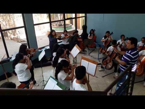 Plink, plank, plunk - Leroy Anderson orquesta 9no Escuela Nacional de Música 2017