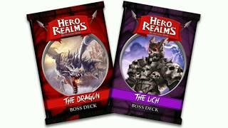 Hero Realms: Boss Decks - Overview