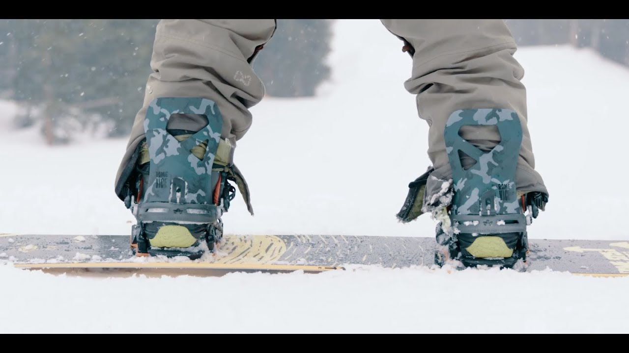 e855529ea17c The Vice Binding  Tweak and Flow. Rome Snowboards