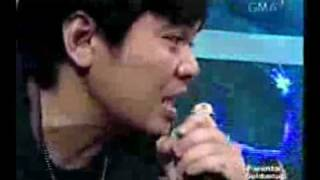 FRANCIS MAGALONA Tribute by Gloc9, Hi-C at Eat Bulaga - March 7, 2009 / WITHOUT ANDREW E.