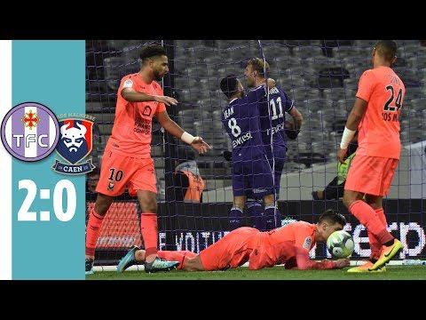 Kurioses Eigentor ebnet Toulouse-Sieg | Toulouse - Caen 2:0