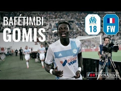 Bafétimbi Gomis l Olympique de Marseille 2016/17