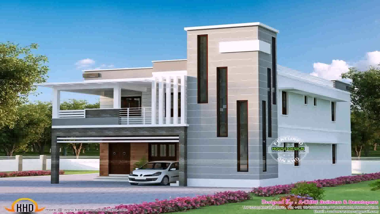 2 Storey House Floor Plan With Perspective Pdf - YouTube