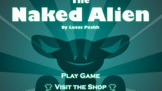 The Naked Alien-Game Show