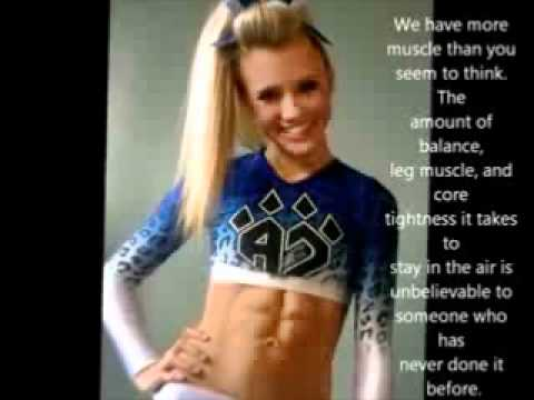 why is cheerleading a sport No one can deny that cheerleading involves a huge amount of athleticism, skill, flexibility and endurance but can it rightfully be described as a sport read more.