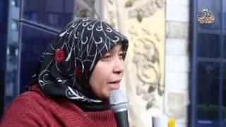 """وقفة لأهالي المحبوسين """"بالعقرب"""" على سلالم نقابة الصحفيين للمطالبة بتحسين أوضاعهم بالسجن"""