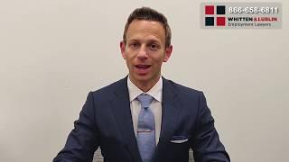 Daniel Lublin   Whitten & Lublin Employment Lawyer   866-658-6811