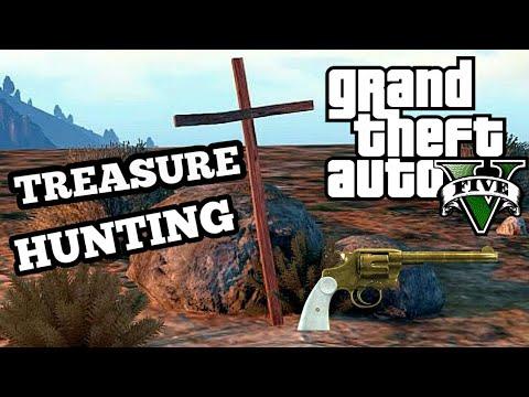 Online Treasure Hunt
