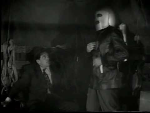 KING OF THE ROCKET MEN 1949  Cliffhanger 1  Tristram Coffin, Mae Clarke, Don Haggerty