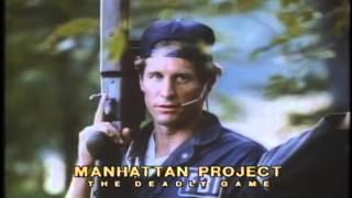 The Manhattan Project Trailer 1986