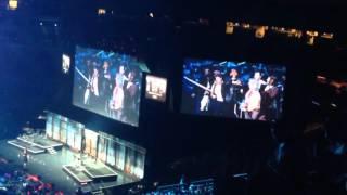 Walking Dead Season 6 Premiere Madison Square Garden