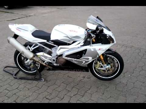 aprilia rsv 1000 r 2008 youtube. Black Bedroom Furniture Sets. Home Design Ideas