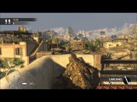 Sniper Elite 3 Funny Glitches, Lags And Issues BREAK DANCING Sniper