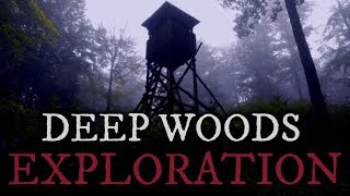5 Scary Deep Woods Exploration Stories (Vol. 14)