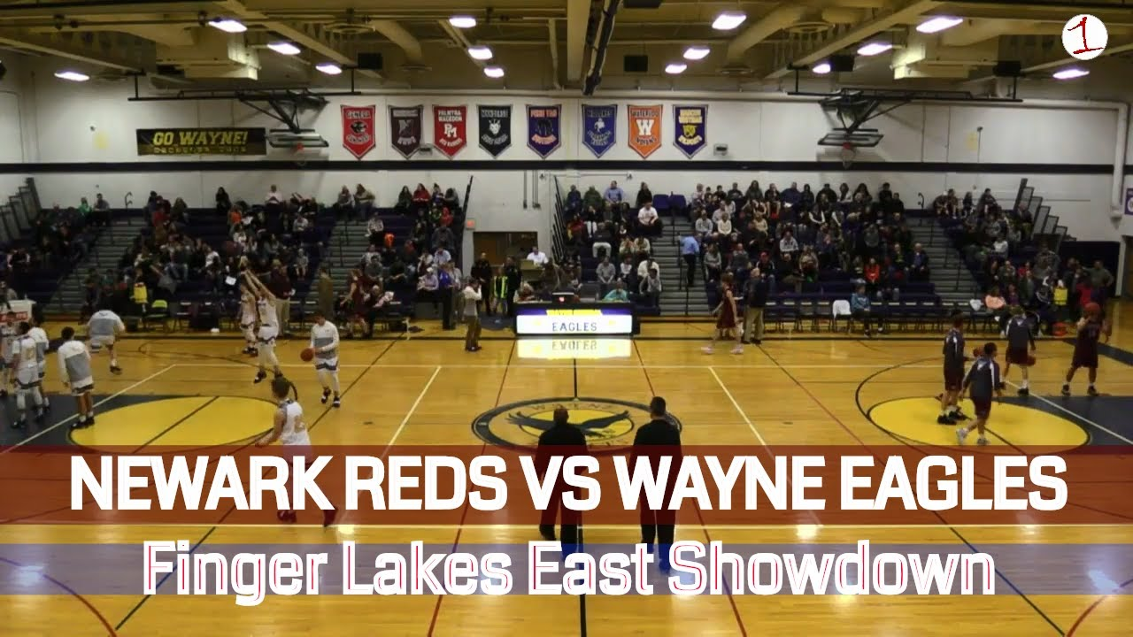 WEBCAST REPLAY: Newark Reds face Wayne Eagles in battle for FL East lead (FL1 Sports)