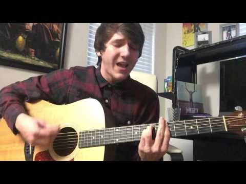 Face Down  The Red Jumpsuit Apparatus Acoustic   Danny Anderson
