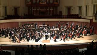 In the Hall of the Mountain King by Grieg - Played by the Emory Youth Symphony Orchestra