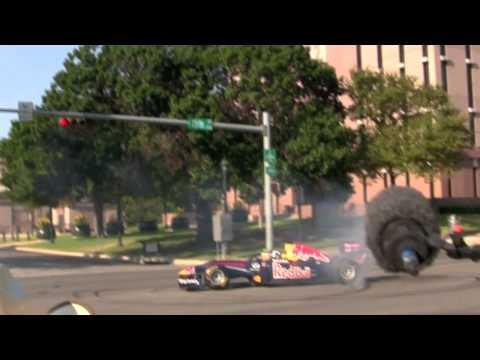 Red Bull Racing F1 Demonstration - Austin, TX