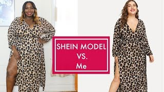 What Shein Looks Like On A Real Plus Size Body/ Try On Haul