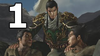 Dynasty Warriors 7 Shu Strory Mode Walkthrough Part 1 - No Commentary Playthrough (Xbox 360)