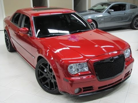 07 chrysler 300 srt8