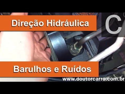 Dr Carro Barulho Dire 231 227 O Hidraulica Youtube