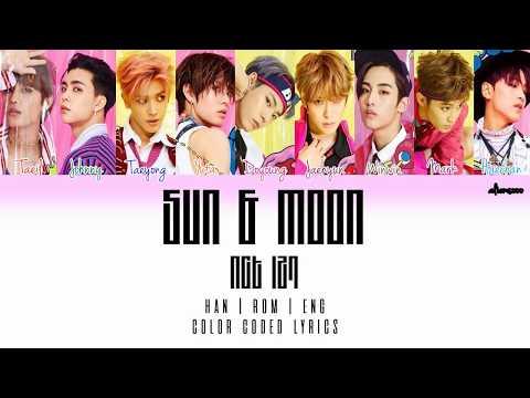 NCT 127 – SUN & MOON (Color Coded Han|Rom|Eng Lyrics)