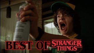 Download Stranger Things S3 Funniest Moments - Part 1   Humor